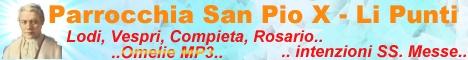Intezioni SS. Messe on-line, Forum, Appuntamenti, News e tanto altro...CLICCA QUI'